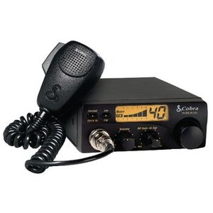 Cobra CB Radio 40-Channel Zwart