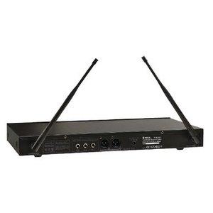 König 16-Kanaals Draadloze Microfoon Set 863 - 865 Mhz