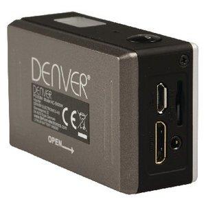 Denver Full HD Action Camera 1080p Wi-Fi Zilver
