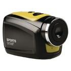 Denver HD Action Camera Waterdichte Behuizing Geel / Zwart