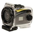 König HD Action Camera Waterdichte Behuizing Geel/Zwart