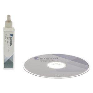 König CD Lens Reiniger Schijf 20 ml