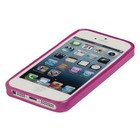 König Smartphone Gel-case Apple iPhone 5s Roze