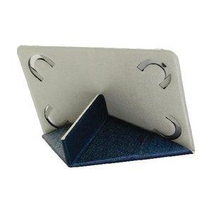 "Mosaic Theory Tablet Folio-case 7-8"" Imitatieleer Blauw / Wit"