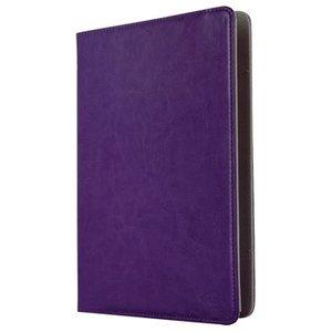 "Mosaic Theory Tablet Folio-case 7-8"" Imitatieleer Paars"