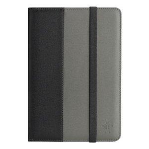 Belkin Tablet Folio-case iPad Mini Imitatieleer Donkergrijs / Zwart