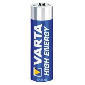 Varta Alkaline Batterij AA 1.5 V High Energy 4-Blister