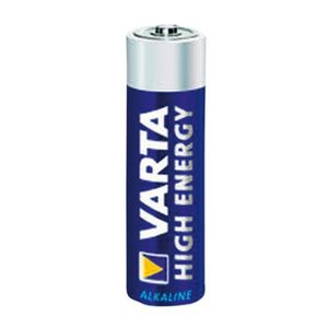 Varta Alkaline Batterij AA 1.5 V High Energy 2-Blister