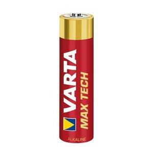 Varta Alkaline Batterij AAA 1.5 V Max Tech 4-Blister