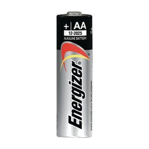 Energizer Alkaline Batterij AA 1.5 V Max 4-Blister