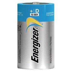 Energizer Alkaline Batterij D 1.5 V Advanced 2-Blister