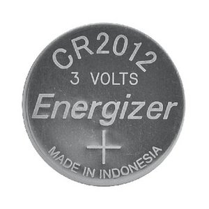 Energizer Lithium Knoopcel Batterij CR2012 3 V 1-Blister