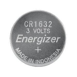 Energizer Lithium Knoopcel Batterij CR1632 3 V 1-Blister