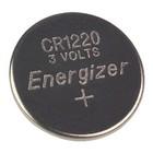 Energizer Lithium Knoopcel Batterij CR1220 3 V 1-Blister