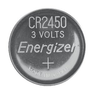 Energizer Lithium Knoopcel Batterij CR2450 3 V 2-Blister