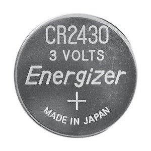 Energizer Lithium Knoopcel Batterij CR2430 3 V 2-Blister