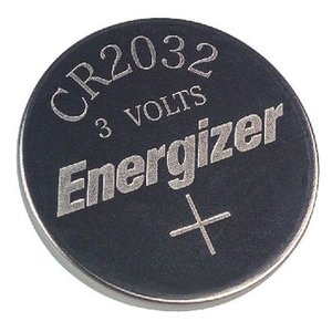 Energizer Lithium Knoopcel Batterij CR2032 3 V 1-Blister