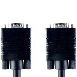 Bandridge VGA Kabel VGA Male - VGA Male 2.00 m Zwart