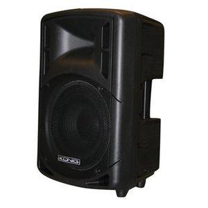 König OnStage Passief PA Speaker 600 W Zwart