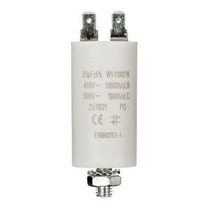 Fixapart Capacitor 450V + Earth Origineel Onderdeelnummer 2.5uf / 450 v + earth