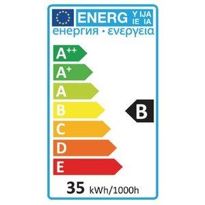 HQ Halogeenlamp GU4 MR11 35 W 427 lm 2800 K