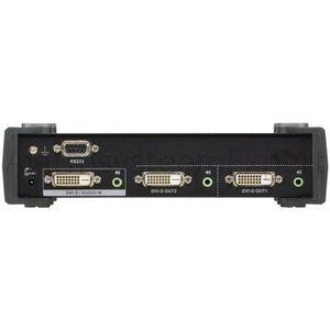 Aten Video/audio splitter DVI, 2-port, dual link
