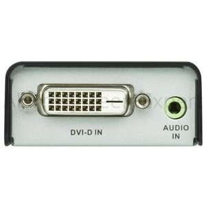 Aten DVI Dual Link Extender with Audio 60 m