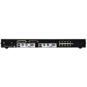 Aten 2-console KVM switch 8-port VGA USB<multisep/>PS/2
