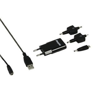 Energizer Lader 1 - Uitgang 1.0 A USB Zwart