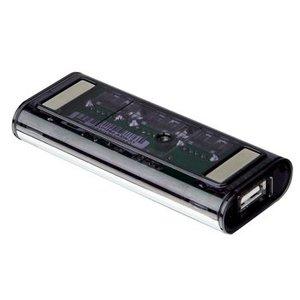 Aten 4 Poorten Hub USB 2.0 Zwart