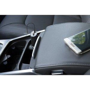 König Audio Receiver Car Bluetooth 3.5 mm Zwart