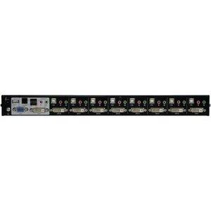Aten KVM switch 8-port DVI-I USB 2.0
