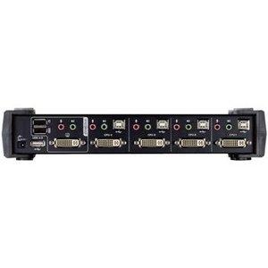 Aten KVM Switch 4-port DVI-I USB 2.0