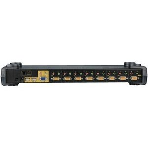 Aten KVM switch 8-port VGA USB<multisep/>PS/2