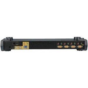 Aten KVM switch 4-port VGA USB<multisep/>PS/2