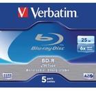 Verbatim Blu-ray 25 GB 5 St