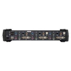 Aten 2-poorts USB 2.0 3D DVI KVMP