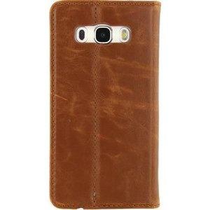 Mobilize Smartphone Premium Magnet Book Case Samsung Galaxy J5 2016 Bruin