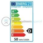 HQ Halogeenlamp GU10 MR16 50 W 282 lm 2800 K