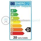 HQ Halogeenlamp GU10 MR16 20 W 77 lm 2800 K