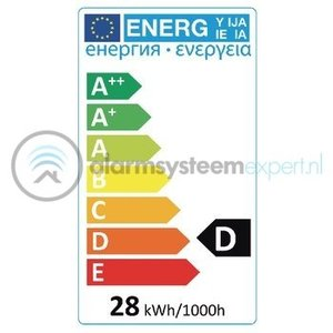 HQ Halogeenlamp B22 Kaars 28 W 370 lm 2800 K