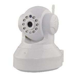 Valueline HD Pan-Tilt IP-Camera Binnen 720P Wit