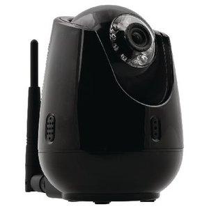 König Pan-Tilt IP-Camera Binnen VGA Zwart