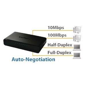 Edimax Netwerk Schakelaar 10/100 Mbit 8 Poorten