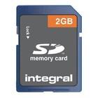 Integral SD (Secure Digitaal) Geheugenkaart 2 GB