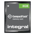 Integral CF (Compact Flash) Geheugenkaart 8 GB