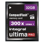 Integral CF (Compact Flash) Geheugenkaart 32 GB