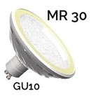 Easy Connect LED-Lamp GU10 MR30 10 W 800 lm 3000 K