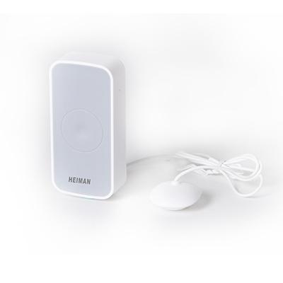 Möchten Sie größere Wasserschäden zu vermeiden, ist der Heiman Wireless-Wassermelder ist das ideale Werkzeug. Der Sensor wird Sie mit Push-Benachrichtigungen warnen, sobald ein Leck in euch erkannt wird. Via Wi-Fi-Netzwerk Sie bitte erlauben Sensor in Ver