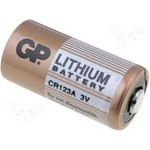 Visonic Batería de litio CR123A